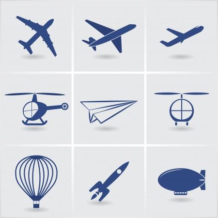 luchtvervoer.