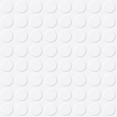 buttons background. white seamless texture. vector eps10 Vector