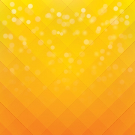 yellow background: orange background. vector illustration.  Illustration