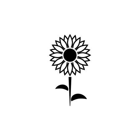 slower: sunflower icon