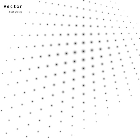 abstract dot background. vector eps10 Vector