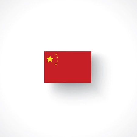 prc: flag of China