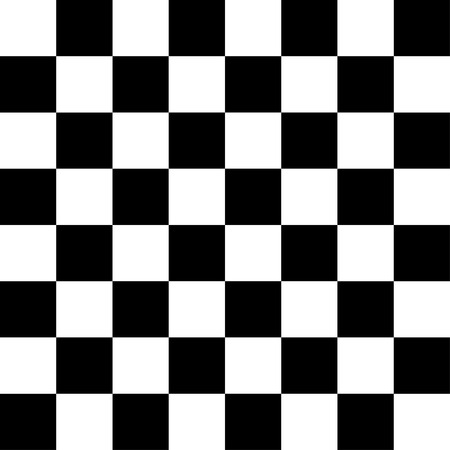checker: chess board seamless background Illustration