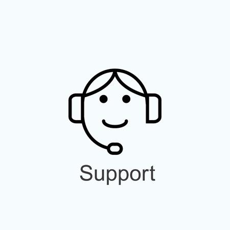 pictogram van de steun