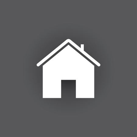 residential home: house icon