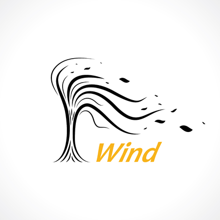 forceful: tree logo