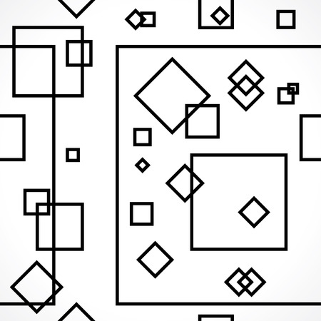 pattern of squares vector illustration.