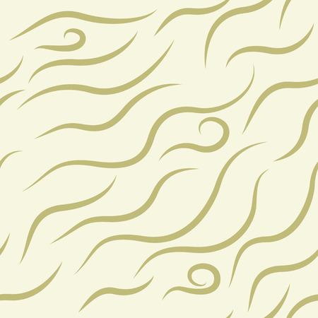 tendril pattern vector illustration.