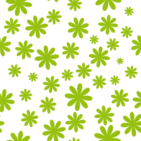 flowers seamless pattern Фото со стока - 85846408