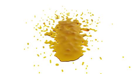 oil color liquid