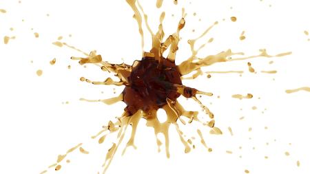splash of  liquid