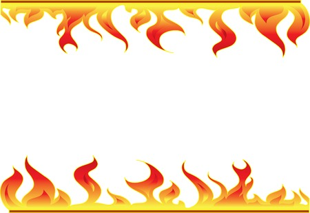 fire decor elements