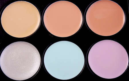 concealer: make-up, concealer tone cream sample