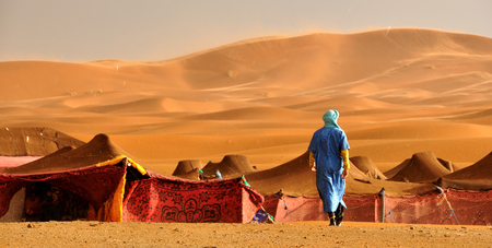 Camp Touareg in Merzouga