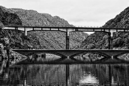 sil: Bridge over the river Sil