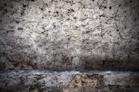 Aged street wall background, texture  Stock Photo
