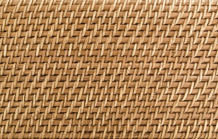 High resolution seamless wicker texture Stock Photo