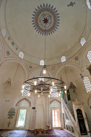 mehmed: Karadjozbey Mosque is the central mosque of Mostar and Herzegovina. It was built by Mehmed Karadjoz in 1557
