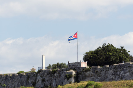 defensive: El Morro Castle dates back to 1630 and was the 1st defensive fortress put in place by the Spanish crown.