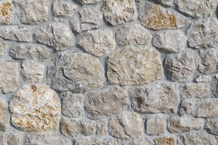 man made structure: Background - Stacked Stone Wall.
