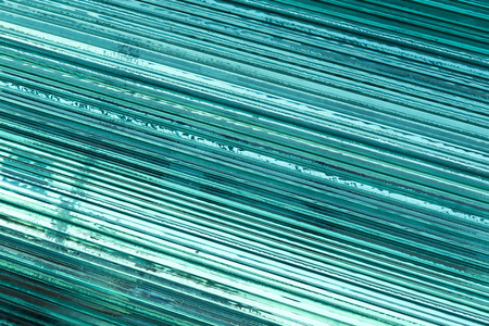 stockpile: Close Up of a pile of glass sheets