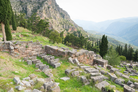 has been: The archaeological site of Delphi has been inscribed