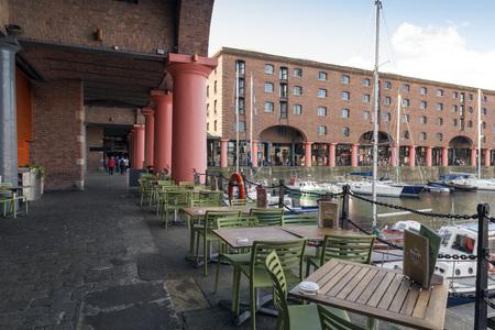nautical structure: City of Liverpool, Albert Dock Building.