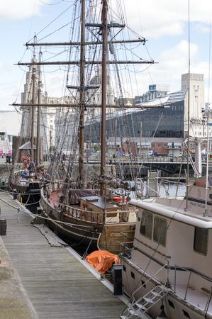 liverpool: Liverpool and merseyside, United Kingdom
