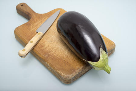aubergine: aubergine, better known as eggplant