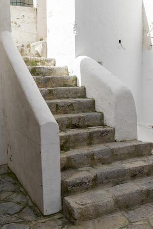 mediterranean homes: Typical Mediterranean architecture. Ibiza, Spain