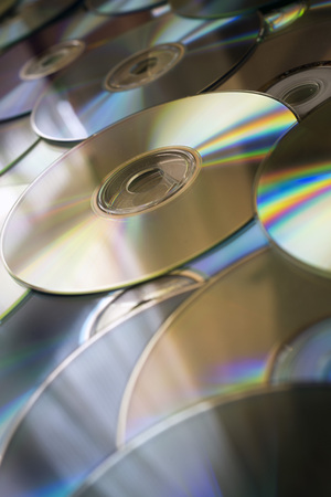 recordable: Background - CD-DVD