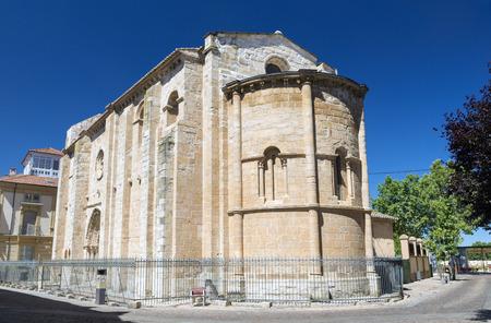 magdalena: Santa Maria Magdalena church in Zamora, Spain