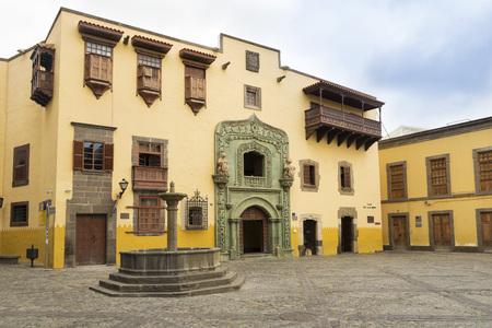 casa colon: Columbus House, Las Palmas, Canary Islands, Spain