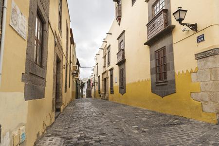 casa colon: Colon Street,  in the historic center of the city of Las Palmas, Canary Island