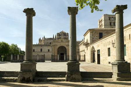 castille: Cathedral of Zamora, Spain.