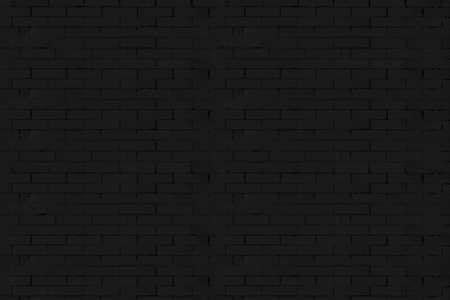 the black brick wall texture.