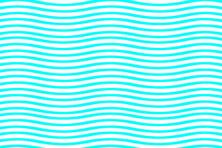 Seamless white and yellow waves of Optical illusion pattern, for Fabric Printing and Packaging.