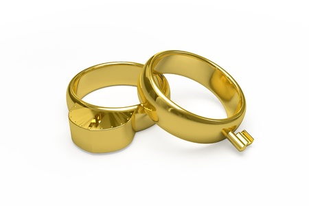 fidelity: Metaphor for  fidelity in a marriage