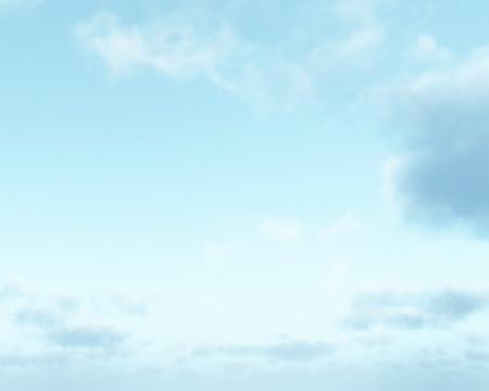 Beautiful sky illustration background