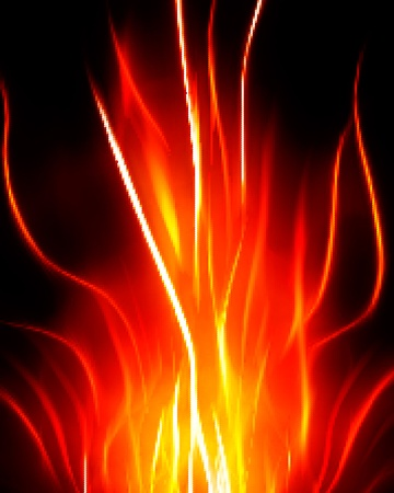 Abstract design fire background Vector
