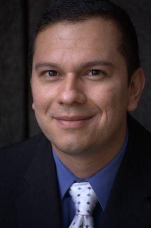 Tie and shirt portrait