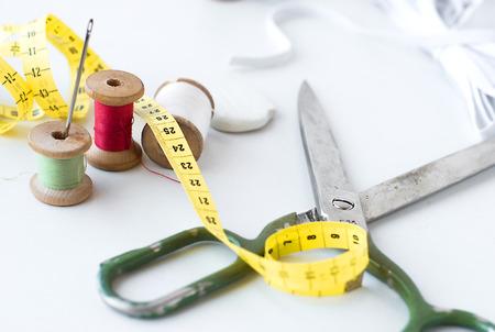 Spool of thread   Sew accessories  photo