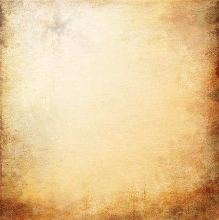 paper background: abstract texture background old brown paper toned photo