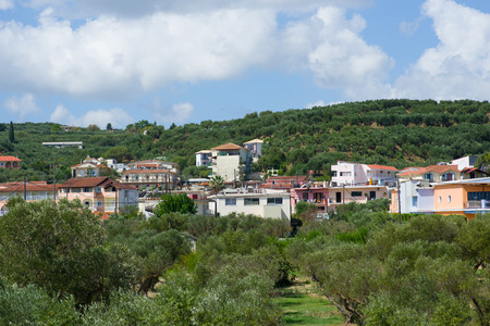 Image of Greece island of Zakynthos Tsilivi