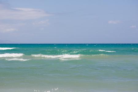 image of beautiful tropical sea