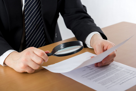 businessman signing documents: Signing papers. Lawyer, realtor, businessman sign documents.