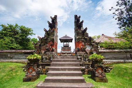 pura: Pura Taman Ayun temple at Bali, Indonesia