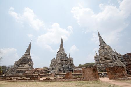 Wat Phra Sri Sanphet, Ayutthaya Historical Park photo