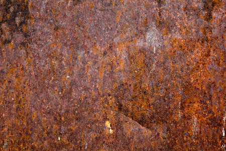 stale: old steel plate with rust pattern background