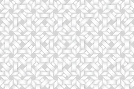 matting: Vector seamless decorative pattern of matting bands